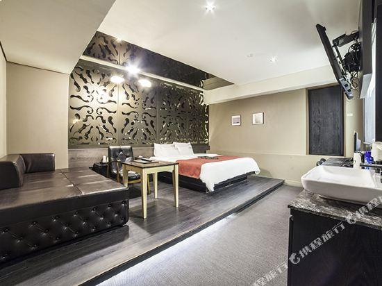 釜山俱樂部酒店西面店(The Club Hotel Seomyun Busan)VVIP房