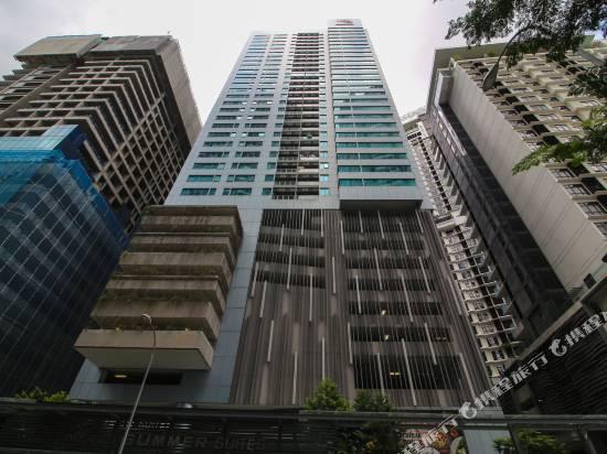 吉隆坡632優雅工作室夏日OYO套房