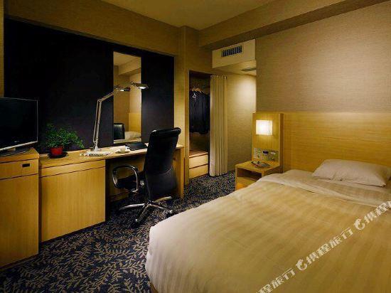 大阪麗嘉皇家酒店(Rihga Royal Hotel)單人房