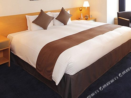 札幌格蘭大酒店(Sapporo Grand Hotel)舒適轉角雙人房(東樓)