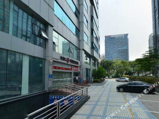 深圳中南海怡酒店周邊圖片