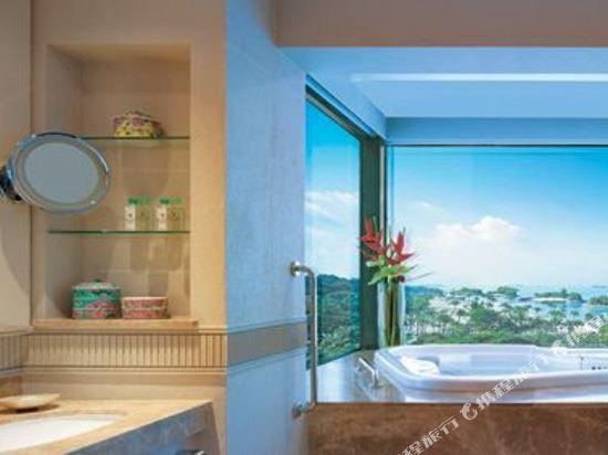 新加坡香格里拉聖淘沙度假酒店(Shangri-La's Rasa Sentosa Resort & Spa)聖淘沙套房