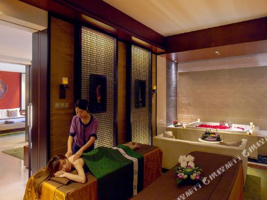 澳門悅榕莊(Banyan Tree Macau)心靜軒泉悅套房