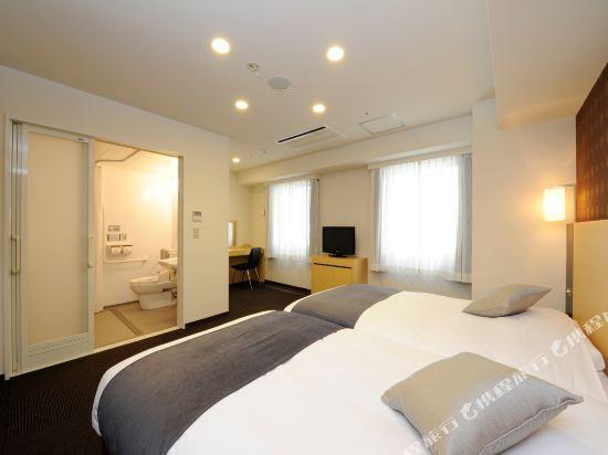 大阪心齋橋貝斯特韋斯特菲諾酒店(Best Western Hotel Fino Osaka Shinsaibashi)尊貴雙床房