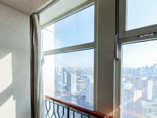 北京漁陽飯店(Yu Yang Hotel)眺望遠景