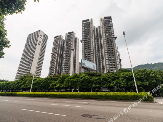 Geli Fashion Apartment (Zhuhai Gongbei Geli Xiangzhang)