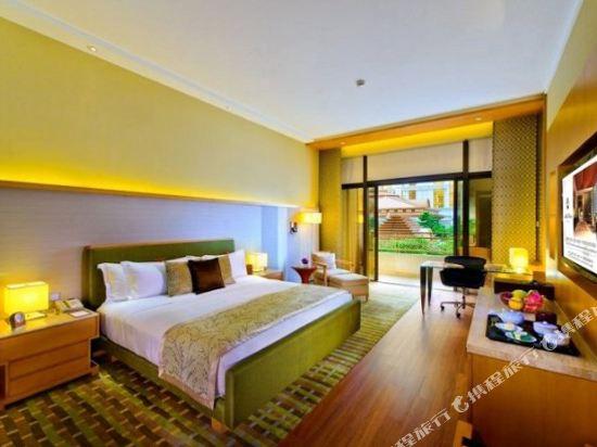 澳門大倉酒店(Hotel Okura Macau)豪華大床房