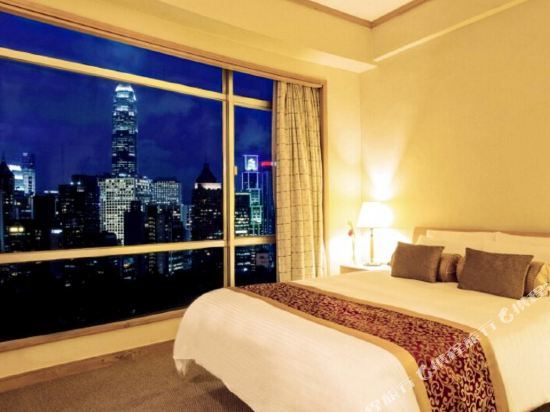 香港園景軒(Garden View Hong Kong)尊尚客房