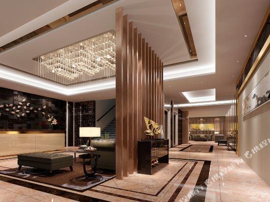 迎商·雅蘭酒店(廣州北京路店)大堂吧