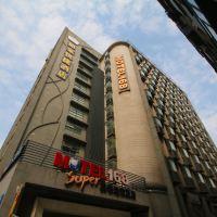 莫泰168(上海徐家彙八萬人體育場天鑰橋路店)酒店預訂