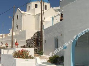 聖托里尼亞歷山大別墅(Alexander Villa Santorini)