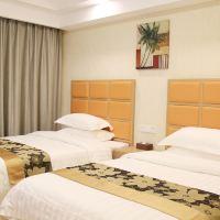 Q+上海歐亞美酒店公寓酒店預訂