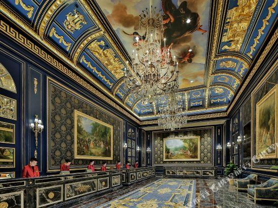 澳門巴黎人酒店(The Parisian Macao)公共區域