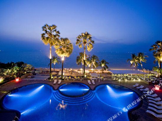 鉑爾曼芭堤雅酒店(Pullman Pattaya Hotel G)室外游泳池