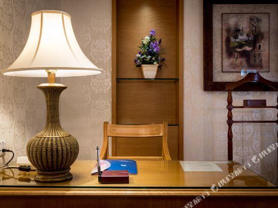 台北首都唯客樂飯店(CAPITAL  WAIKOLOA HOTEL)蜜月套房雙人房