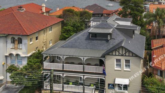 Cremorne Point Manor Hotel Sydney