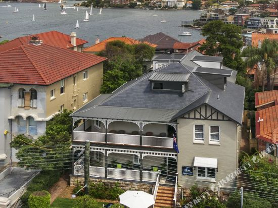 Cremorne Point Manor Hotel Sydney