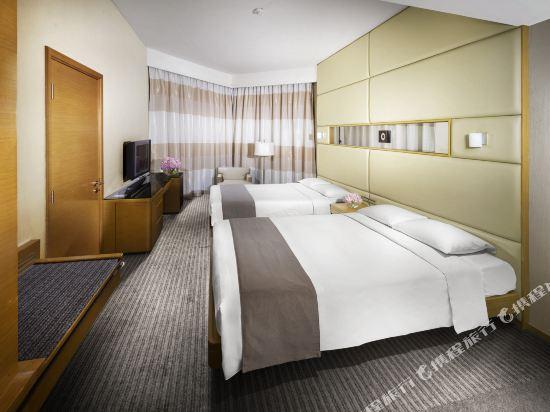 香港麗景酒店(原隆堡國際麗景酒店)(Hotel Panorama)家庭銀賓客房