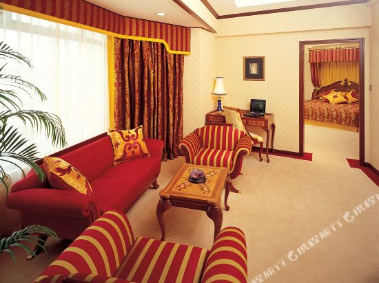 澳門葡京酒店(Hotel Lisboa)尊尚家庭套房