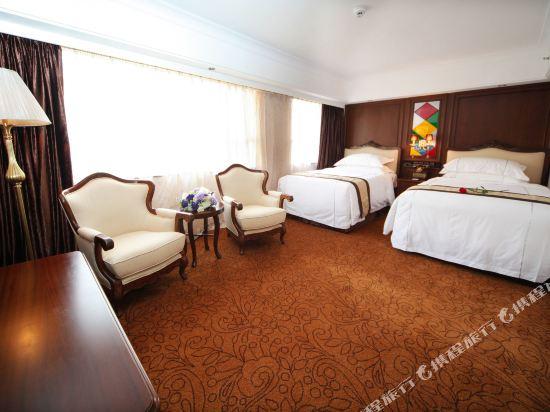 澳門富豪酒店(Hotel Beverly Plaza)富豪特色套房