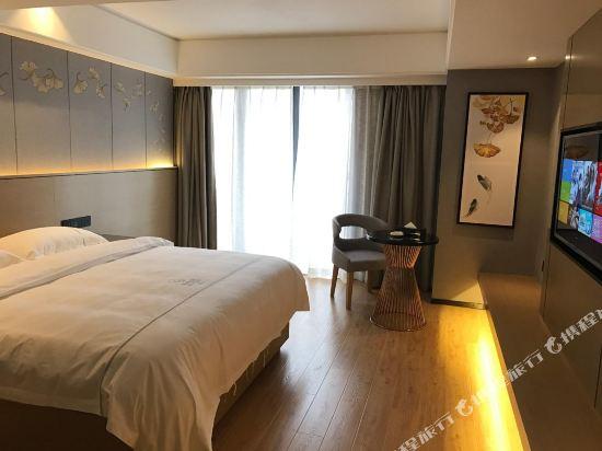 桔樹國際公寓(廣州珠江新城店)(Orange International Apartment (Guangzhou Zhujiang New City))城景大床房