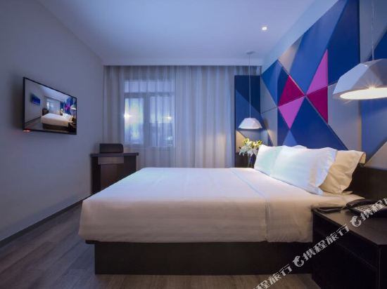 桔子酒店·精選(北京學院路店)(Orange Hotel Select (Beijing Xueyuan Road))大床房