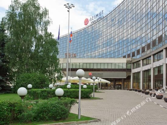 莫斯科阿茲姆特奧林匹克大酒店