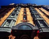 波士頓科普利廣場萬怡酒店