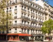 巴黎香榭麗舍安珀酒店