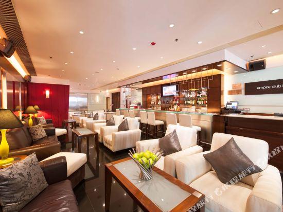 香港尖沙咀皇悅酒店(Empire Hotel Kowloon-Tsim Sha Tsui)行政酒廊