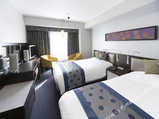 京都新阪急酒店(Hotel New Hankyu Kyoto)城市雙床房