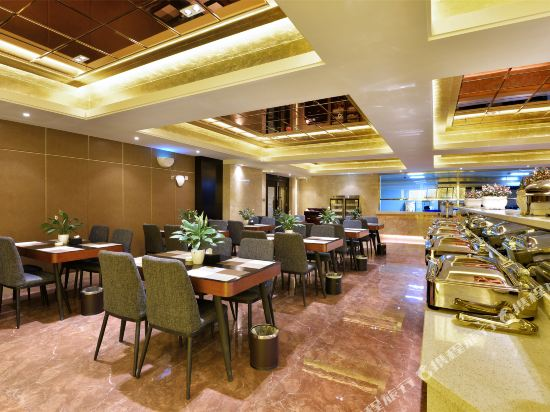 昆明長水機場萬金安酒店(Wan Jin An Hotel)中餐廳