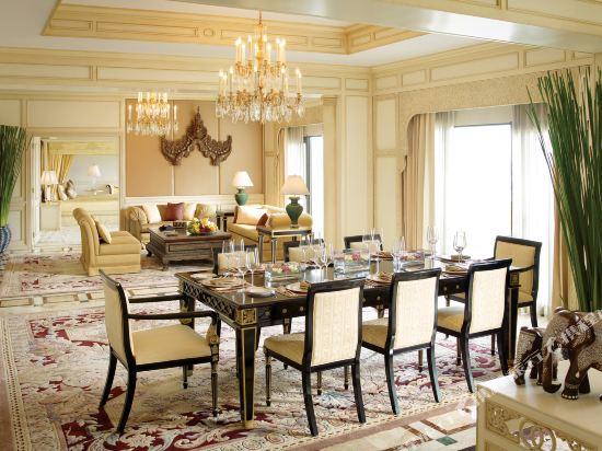 曼谷香格里拉酒店(Shangri-La Hotel Bangkok)Special Suite