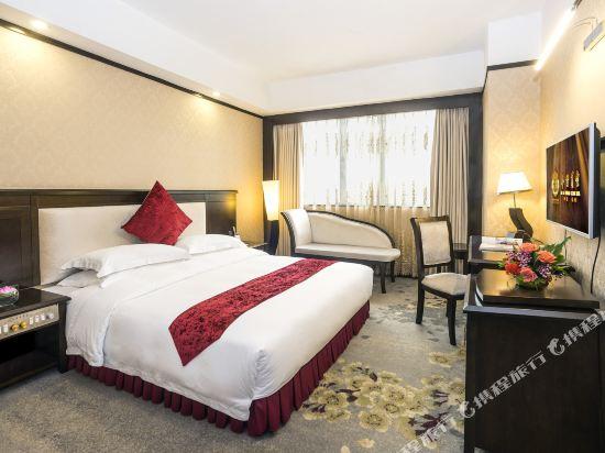 珠海華僑賓館(Hua Qiao Hotel)高級大床房