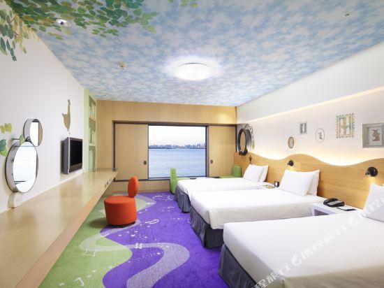 千葉東京灣希爾頓酒店(Hilton Tokyo Bay Chiba)海景快樂魔法房