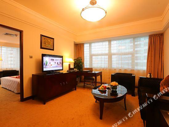 上海寶安大酒店(Baoan Hotel)商務套房