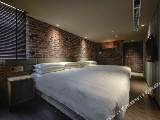 城市商旅(高雄駁二館)(City Suites Kaohsiung Pier2)豪華家庭房