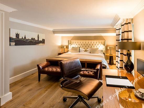 倫敦肯辛頓千禧國際百麗酒店(The Bailey's Hotel London)簽名套房