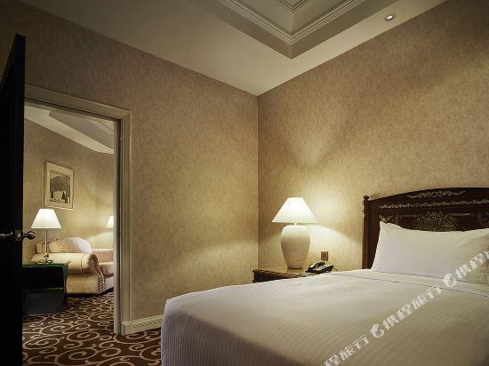 吉隆坡雙威太子大酒店(Sunway Putra Hotel, Kuala Lumpur)經典家庭尊貴房