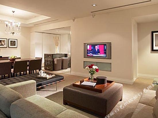 新加坡卡爾登酒店(Carlton Hotel Singapore)總統套房