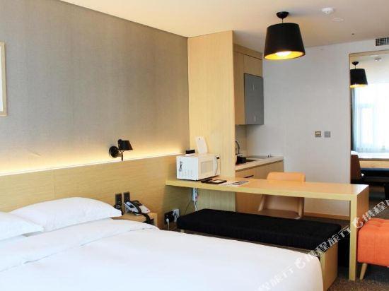 首爾東大門貝斯特韋斯特阿里郎希爾酒店(Best Western Arirang Hill Dongdaemun)單卧室公寓