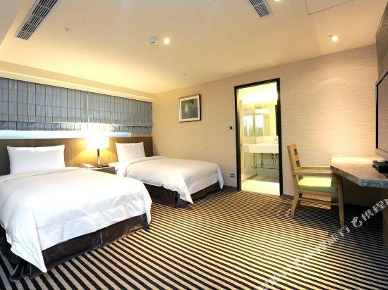 高雄國際星辰飯店(International Citizen Hotel)精緻商務房