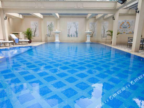 香港港島太平洋酒店(Island Pacific Hotel)健身娛樂設施