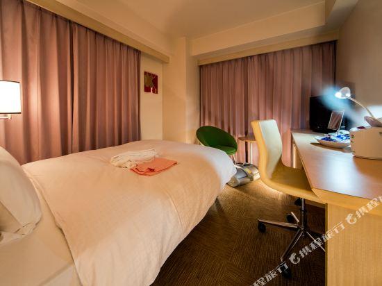 博多祗園大和ROYNET酒店(Daiwa Roynet Hotel Hakata Gion Fukuoka)レディースシングル夜