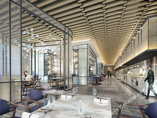 東方銀座國際酒店(東莞松山湖店)(Oriental Ginza International Hotel (Dongguan Songshan Lake))西餐廳