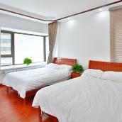 青島郵輪港3室套房普通公寓