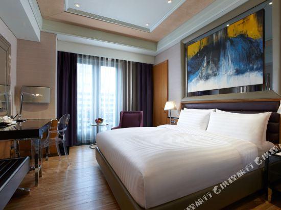 台北怡亨酒店(Hotel éclat)豪華客房