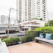 曼谷城鎮生活愛宿別墅