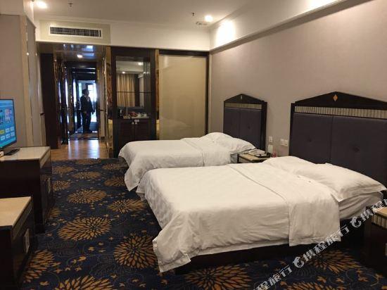 中山匯泉酒店(Huiquan Hotel)標準雙人房