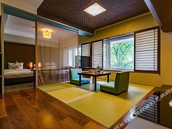 札幌三位神大酒店(Hotel Resol Trinity Sapporo)日西式房